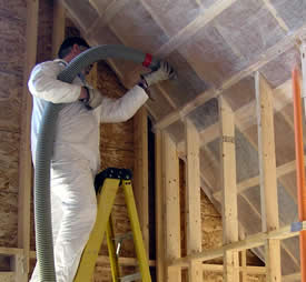 BIBS Insulation Methods