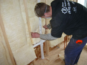 Insulating Your New Home