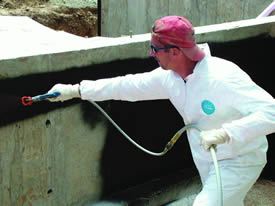 Home Water Proofing