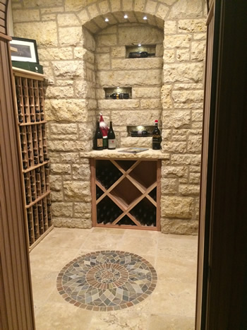Your wine Cellar can be placed anywhere in your home but the location that you choose will have a future impact on the cost of maintaining your cellar. & New Construction Insulation Specialists